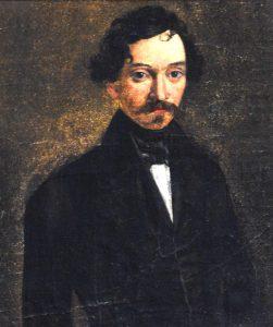 Ј. Исајловић Млађи, Аутопортрет